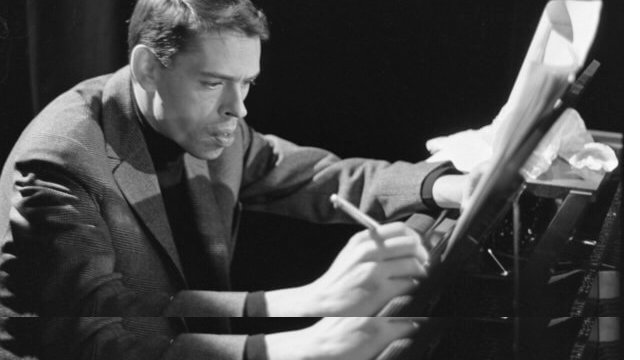 Jacques Brel au piano