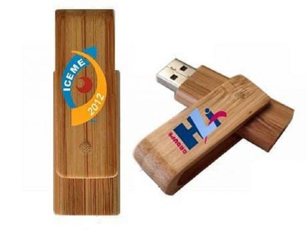 Options d'impression pour des clés USB