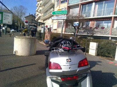 Dois-je prendre un taxi moto à Paris?