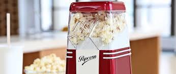 Les avantages d'avoir une machine à pop-corn à la maison ?