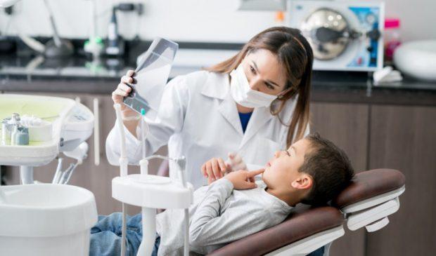 Quand est-ce qu'il faut se rendre chez le dentiste ?