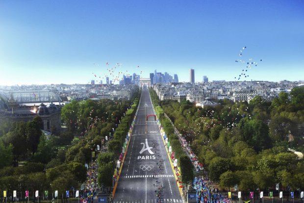 Paris 2024, un leader de l'environnement