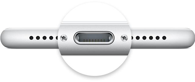 Changer connecteur charge iPhone 7