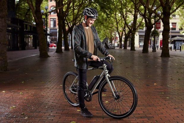 La montée en puissance du vélo à assistance électrique en Ile-de-France.