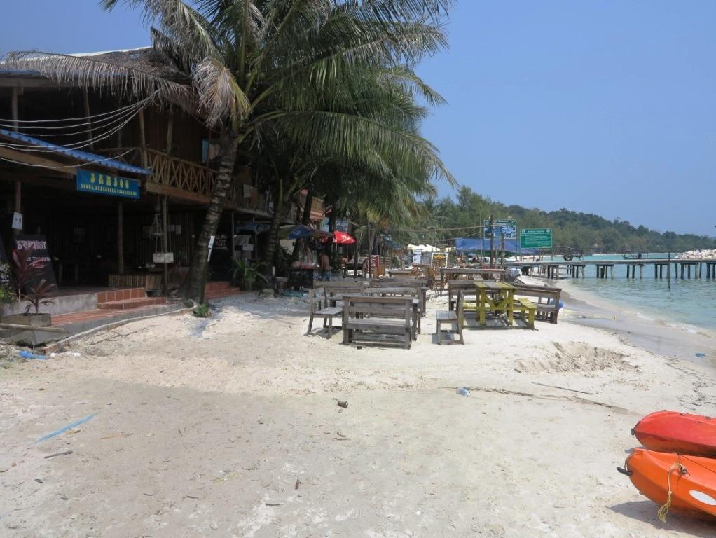 Quelques suggestions d'itinéraire lors d'un voyage au Cambodge